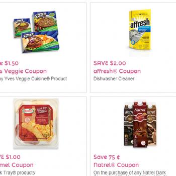 coupon save 350x350 - 4 nouveaux coupons rabais à imprimer ou à commander sur le site save.ca!