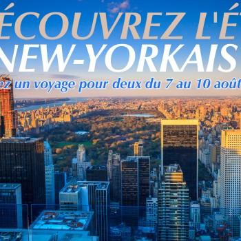 frenzy tours 350x350 - Concours Frenzy Tours: Gagnez un voyage pour 2 personnes à New York!
