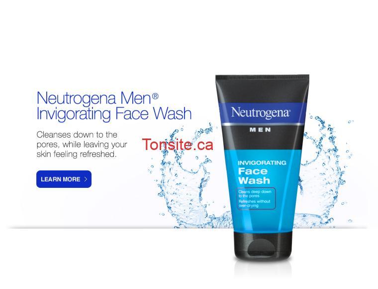 img2 - Nouveau coupon rabais de 1,50 sur un nettoyant facial revigorant de Neutrogena Men!