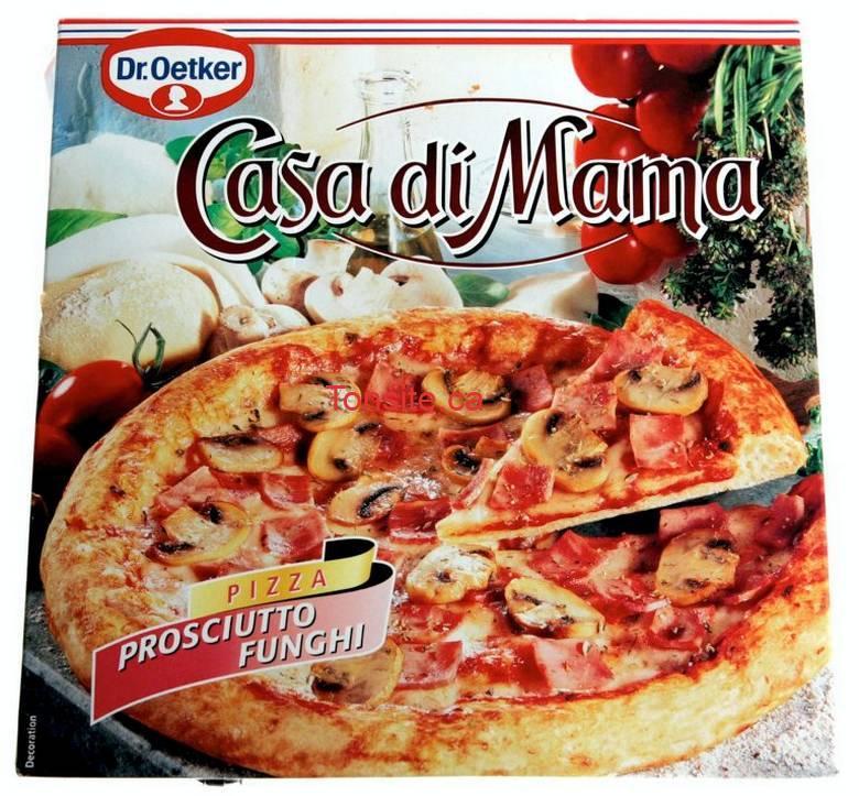 mushrokom pizza