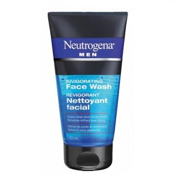 neutrogena nettoyant facial 350x350 - Coupon rabais de 1,50$ sur un nettoyant facial Revigorant Neutrogena Men!