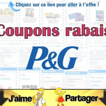 pg coupons jpg 350x350 - Coupons rabais P&G