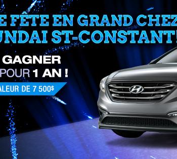 sonata 350x315 - Concours Hyundai St-Constant: Gagnez la toute nouvelle Sonata 2015 pour 1 an!