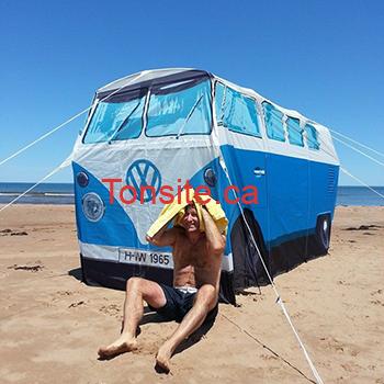 tent - Concours CBC: Gagnez une tente Volkswagen (valeur de 500$)!