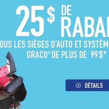 cargo 350x350 - 25$ de rabais sur tous les sièges d'auto et systèmes de voyage Graco de plus de 99$!