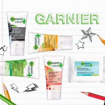 garnier1 350x350 - Concours Garnier: Gagnez une trousse des essentiels de la rentrée de Garnier!