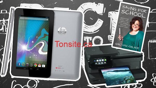 hp cbc - Concours CBC: Gagnez une tablette et une imprimante HP