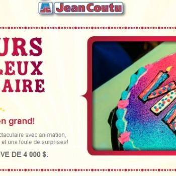 jeancoutufete 350x350 - Concours Jean Coutu: Gagnez une fête d'enfants animée et personnalisée d'une durée de 4 heures. D'une valeur approximative de 4 000 $ CAD