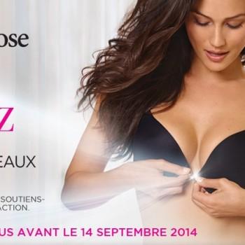 lavieenrose 350x350 - Concours La Vie en Rose: Gagnez 1 des 10 cartes cadeaux de 250$