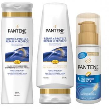 pantene 1 350x350 - Soins capillaires ou produits coiffants Pantenne à 1,99$ avec coupon