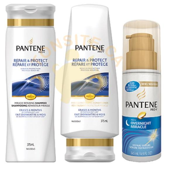 pantene 1 - Soins capillaires ou produits coiffants Pantenne à 1,99$ avec coupon