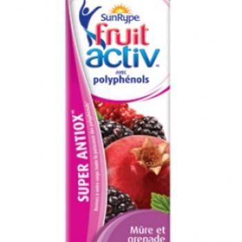 sunrype1 350x350 - Achetez un (1) jus SunRype FruitActiv et obtenez-en un deuxième gratuitement (900 mL)