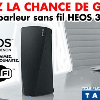 ameublement tanguay concours 350x350 - Concours Ameubement Tanguay: Gagnez un haut-parleur sans fil HEOS 3