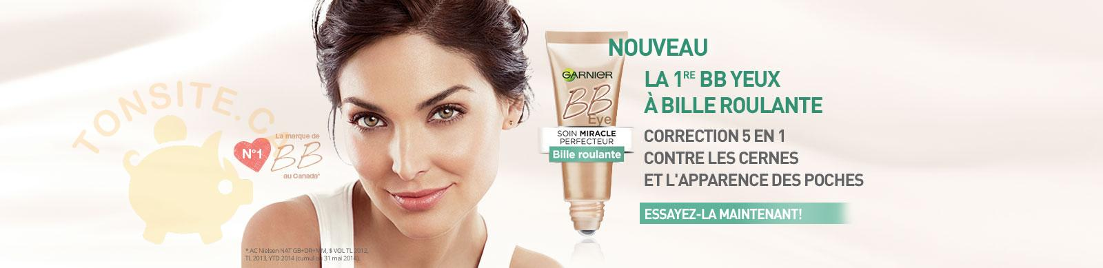 concours bb - Concours Garnier: Gagner une des 500 BB yeux format régulier!
