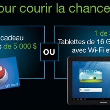 dymo concours 350x350 - Concours Dymo: Gagnez une carte-cadeau Bureau En Gros de 5000$ ou 1 de 3 tablettes de 16 Go de 10,1 po avec Wi-Fi et 4G LTE