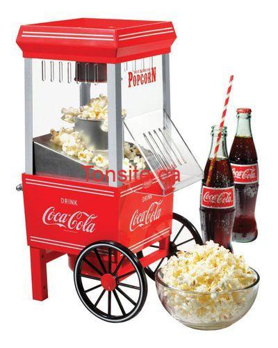 eclateur mais - Concours: Gagnez un éclateur de maïs Coca-Cola ou 1 des 3 enveloppes de coupons rabais