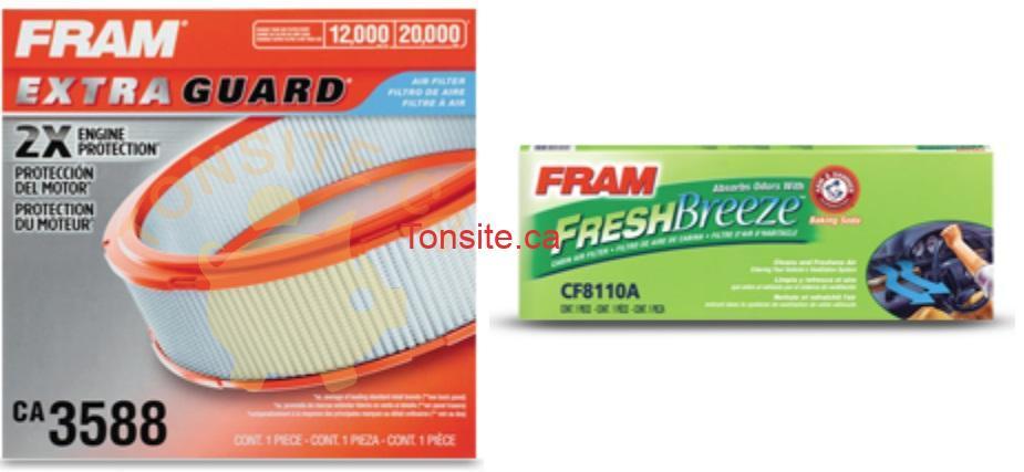 fram jpg - 10$ en coupons rabais sur les produits FRAM
