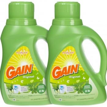 gain32 350x350 - Détergent pour la lessive Gain à 1,48$ au lieu de 6,99$