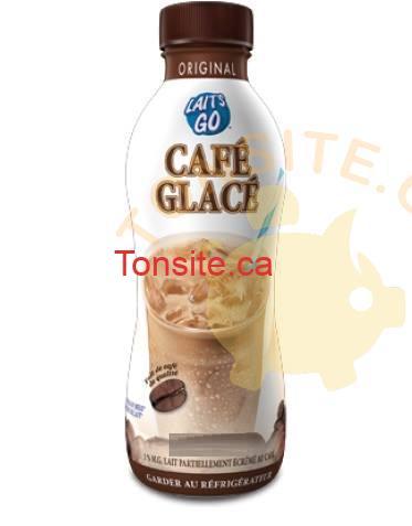 laits.go  - Lait aromatisé Lait's Go (325ml) GRATUIT après coupon!