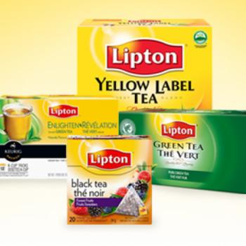 lipton 350x350 - 3$ en coupons rabais sur les produits Lipton