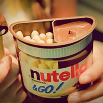 nutella go 350x350 - Concours Nutella: Gagnez un des 20 échantillons Nutella & GO!