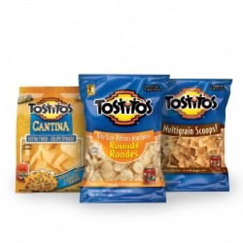 tostitos11 350x350 - Coupon rabais de 1,50$ sur 2 sacs de chips tortilla Tostitos (220 g – 420 g) au choix