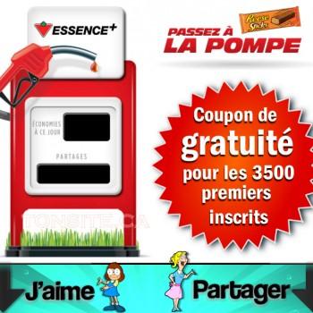 canadiantire promo 350x350 - CanadianTire: Coupon de gratuité pour  Reese Sticks + rabais sur l'essence!
