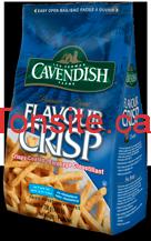 cavendish flavour crisp