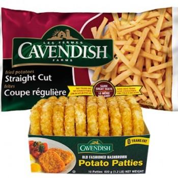 cavendish011 350x350 - Coupon rabais de 1.50$ sur 2 produits Cavendish