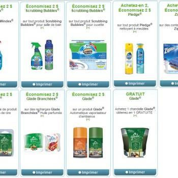 denousavous 350x350 - Nouveaux coupons rabais sur les produits Windex, Scrubbing Bubbles, Ziploc, Piedge et Glade