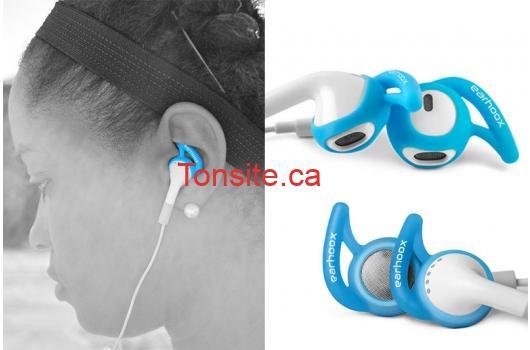 earhoox - GRATUIT: Obtenez un casque d'écoute Earhoox pour vos appareils électroniques gratuitement!