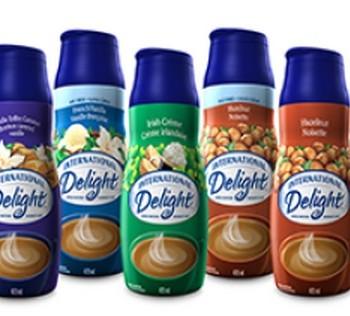 international delight 350x316 - Coupon rabais de 1,50$ sur un produit International Delight