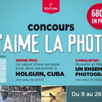 lesoleil concours 350x350 - Concours Le Soleil: Gagnez un séjour d'une semaine pour 2 personnes à Holguin (Cuba) ou 1 des 3 ensembles Nikon (valeur de 1500$ chacun)