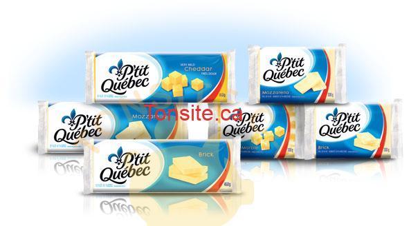 ptit quebec - Barres de fromage P'tit Québec à 3,99$ au lieu de 6,49$
