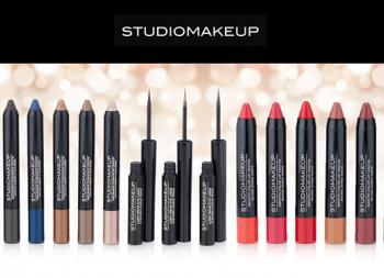 studiomakeup 350x253 - Concours Jean Coutu: Gagnez l'un des 20 ensembles de maquillage STUDIOMAKEUP d'une valeur de 136$ chacun!