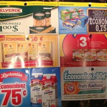 tearpad oct 350x350 - Nouveaux coupons Tearpad disponibles dans les allées des magasins!