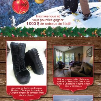 54738102cf4ea Concoursremix24 11 02 350x350 - Concours Tourisme Saguenay-Lac-Saint-Jean: Gangez 1000$ en cadeau de Noël!