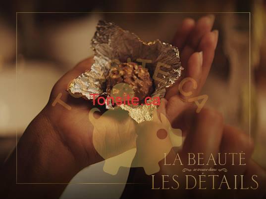 ferrero rocher1 - Concours Ferrero Rocher: Gagnez un ensemble-cadeau Ferrero Rocher