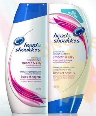 hairtips2 - Shampoing ou revitalisant Head & Shoulders à 97¢ après coupon!