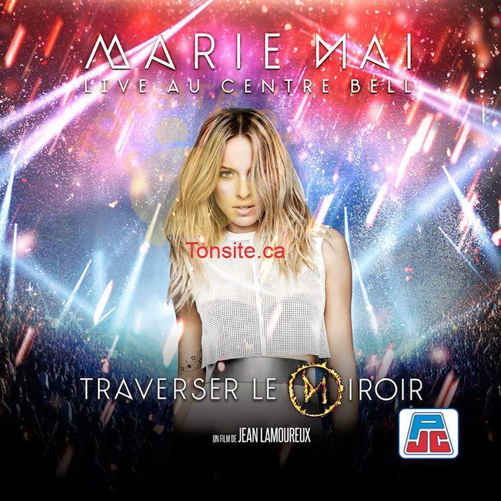 Concours jean coutu gagnez 1 des 3 dvd du spectacle live for Marie mai miroir download