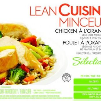 lean cuisine 2 350x350 - Coupon rabais de 1,50$ sur les produits Lean Cuisine Minceur