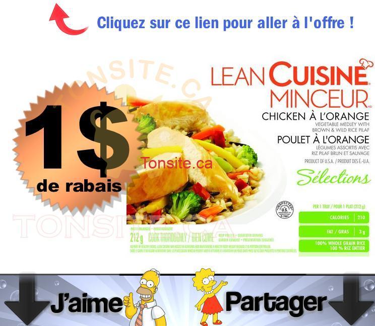 lean cuisine coupon
