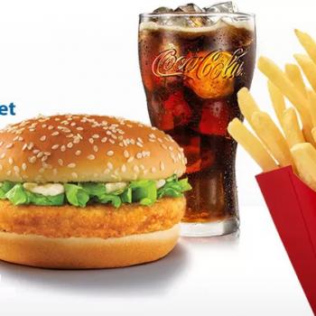 mcdo mcpoulet 350x350 - McDonald's: Obtenez un trio sandwich MacPoulet à 4,98$ + taxes seulement!