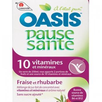 oasis pause santé 350x350 - Jus Oasis 1,75L à 1,50$ après coupon