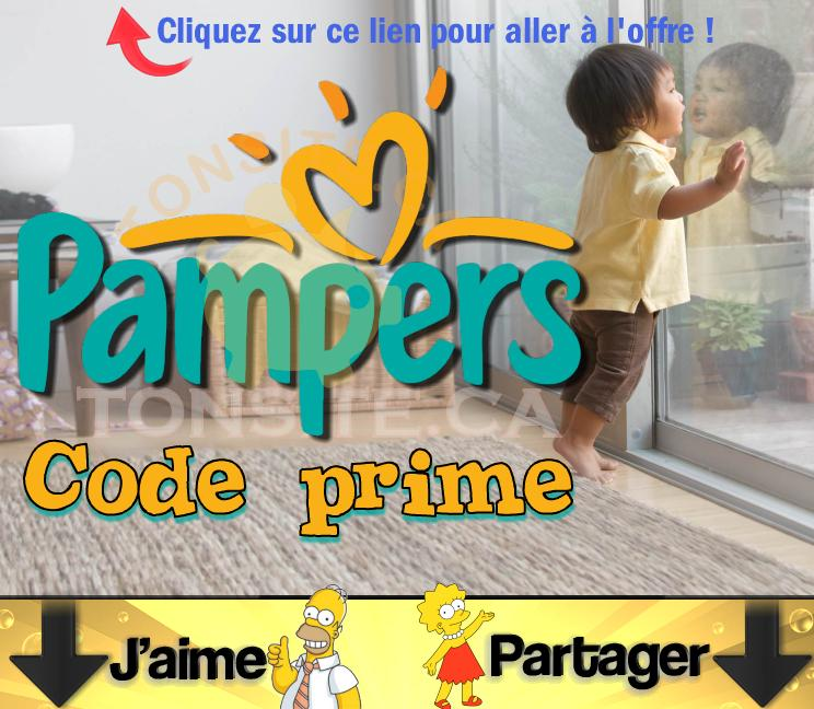 pampers code prime jpg - Nouveau code prime Pampers de 20 points!