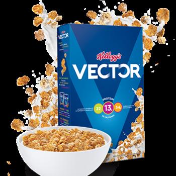 vector400 350x350 - Céréales Vector de Kellogg's à 1,99$ au lieu de 5,49$ (après coupon)