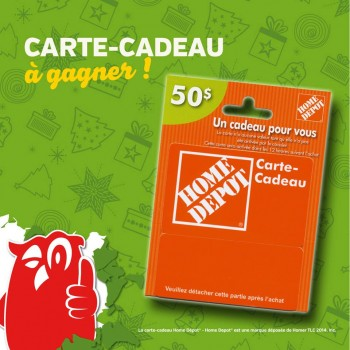 couche tard concours3 350x350 - Concours Couche-Tard: Gagnez une carte-cadeau Home Depot de 50$