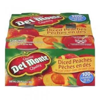 delmonte 4x 350x350 - Coupes de fruits Del Monte à 1.50$ après coupon!