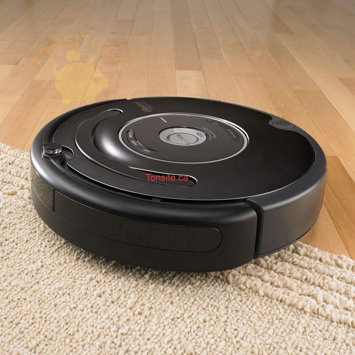 irobot roomba - Concours Déco Découverte: Gagnez un robot ménager iRobot Roomba 880