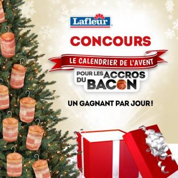 lafleur concours 350x350 - Concours Lafleur: Gagnez un an de bacon Lafleur (un gagnant par jour)!